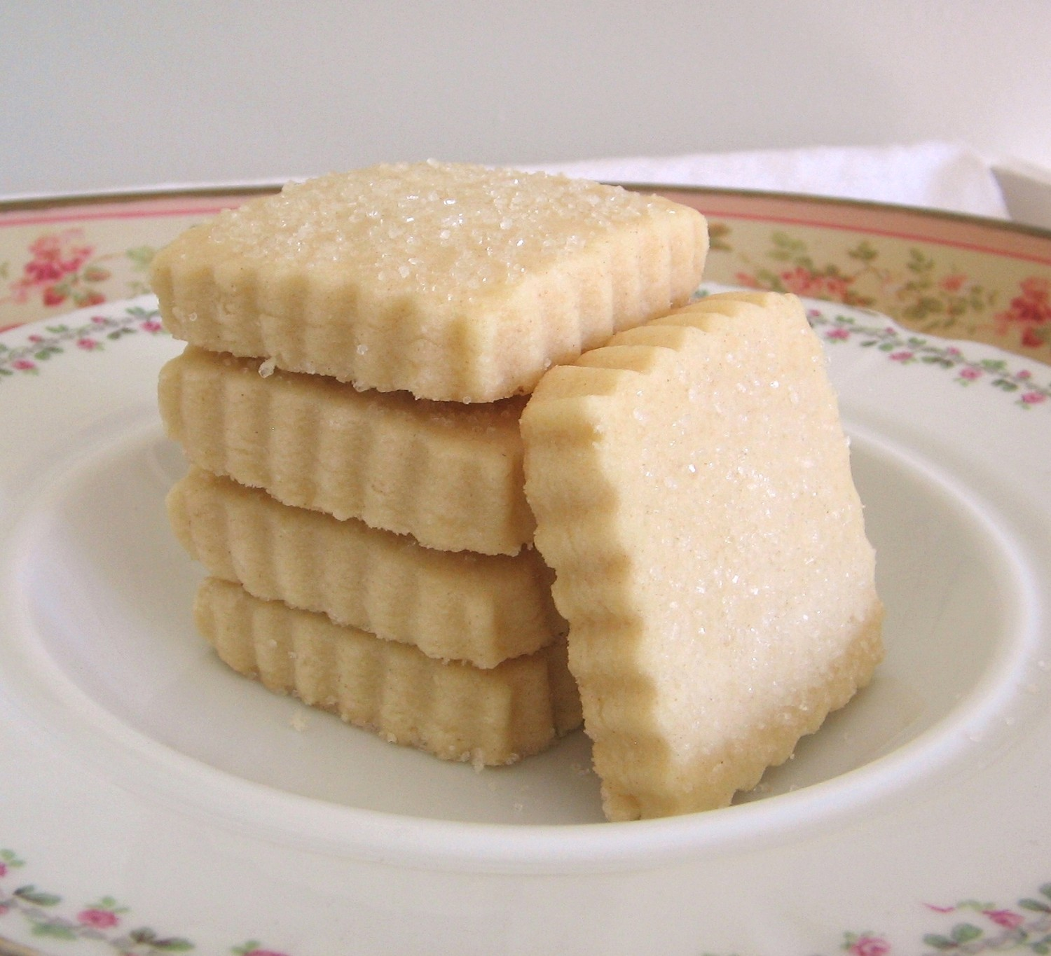 Best Shortbread Recipe — Dishmaps