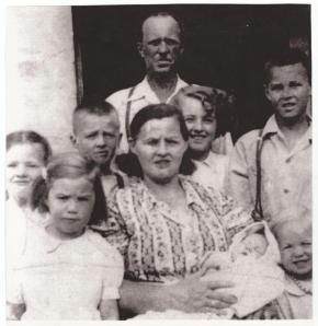 The Provost Family - 1949 -