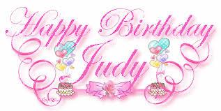 Happy Birthday Aunt Judy Cake