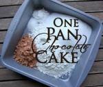One-pan Chocolate Cake