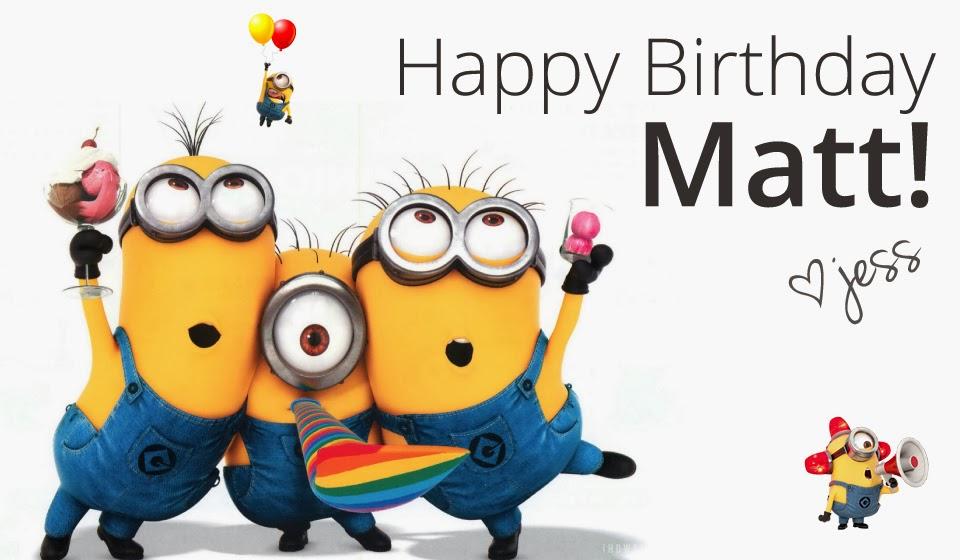 happy birthday to matthew mullin  lizzy