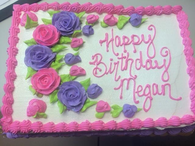 Happy Birthday To Megan Clarke Wednesday August 2nd Provost